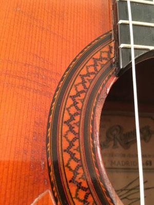 Jose Ramirez 1968 - Guitar 4 - Photo 2