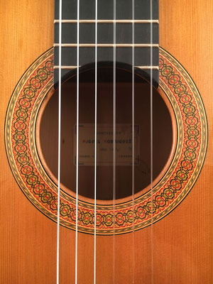 Miguel Rodriguez 1976 - Guitar 1 - Photo 1