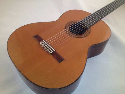 Jose Ramirez 1999- Guitar 1 - Photo 11
