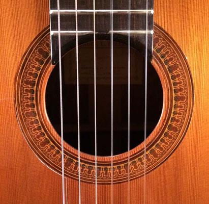 Manuel Bellido 1980 - Guitar 1 - Photo 3
