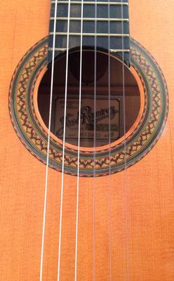 Jose Ramirez 1969 - Guitar 6 - Photo 5