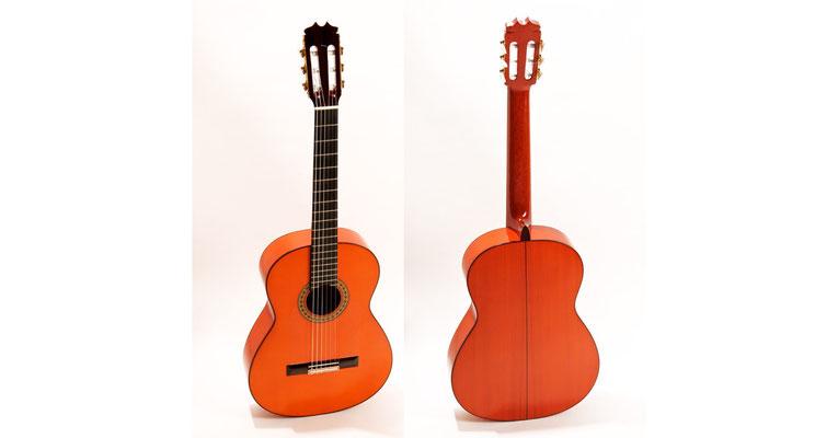 Hermanos Conde 2001 - Guitar 5 - Photo 3