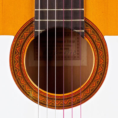Sobrinos de Domingo Esteso 1972 - Guitar 4 - Photo 5