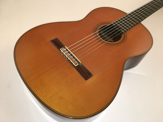 Miguel Rodriguez 1968 - Guitar 3 - Photo 11