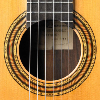 Santos Hernandez 1930 - Guitar 6 - Photo 4