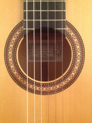 Manuel Reyes 1987 - Guitar 1 - Photo 1