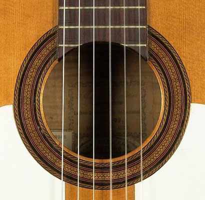 Manuel Ramirez 1909 - Guitar 1 - Photo 3