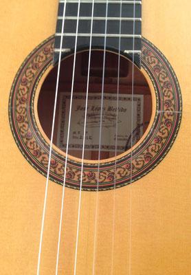 Jose Lopez Bellido 2016 - Guitar 1 - Photo 5