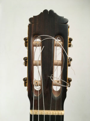 Miguel Rodriguez 1968 - Guitar 4 - Photo 29