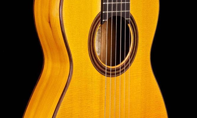 Antonio de Torres 1886 - Guitar 1 - Photo 8