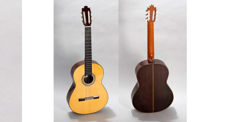 Francisco Barba 2002 - Guitar 3 - Photo 3