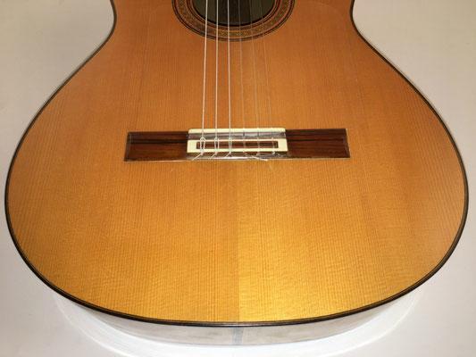 Manuel Reyes Hijo 2001 - Guitar 4 - Photo 24
