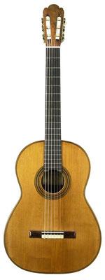 Antonio de Torres 1867 - Guitar 1 - Photo 4
