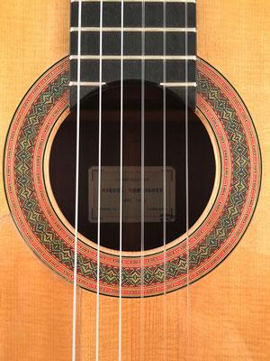 Miguel Rodriguez 1965 - Guitar 2 - Photo 1