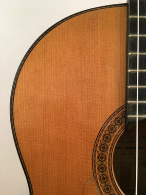 Miguel Rodriguez 1968 - Guitar 4 - Photo 20