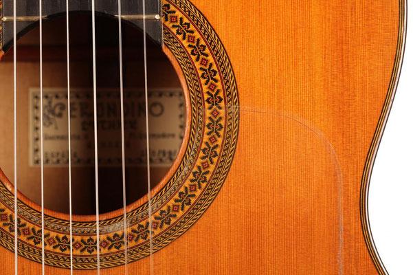 Gerundino Fernandez 1991 - Guitar 4 - Photo 7
