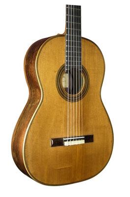 Antonio de Torres 1867 - Guitar 1 - Photo 2