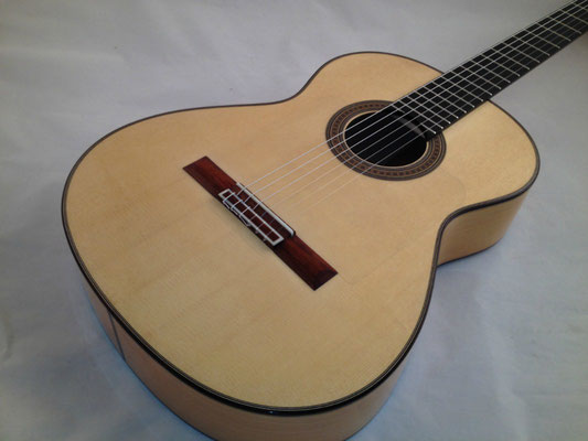Antonio Marin Montero 2013 - Guitar 3 - Photo 12