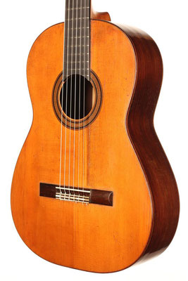 Santos Hernandez 1921 - Guitar 4 - Photo 3