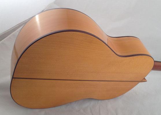 Manuel Reyes Hijo 2007 - Guitar 2 - Photo 15