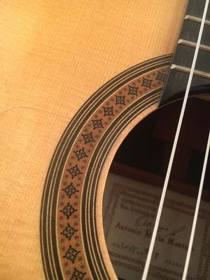 Antonio Marin Montero 2015 - Guitar 3 - Photo 2