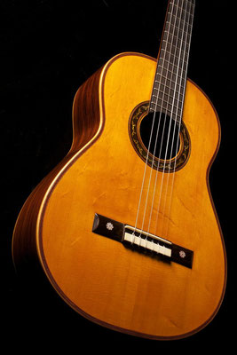 Domingo Esteso 1931 - Guitar 2 - Photo 15