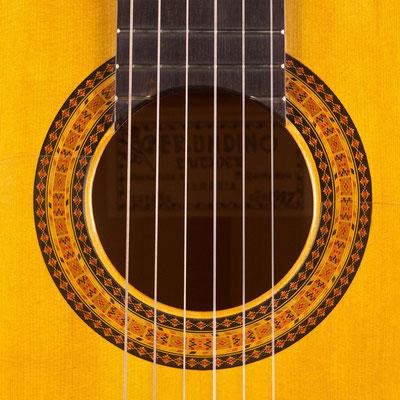 Gerundino Fernandez 1997 - Guitar 1 - Photo 9
