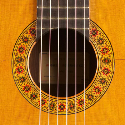 Miguel Rodriguez 1973 - Guitar 1 - Photo 3