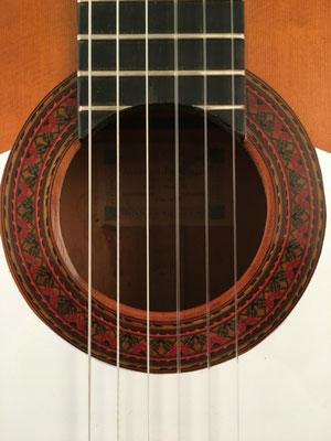 Arcangel Fernandez 1974 - Guitar 3 - Photo 1