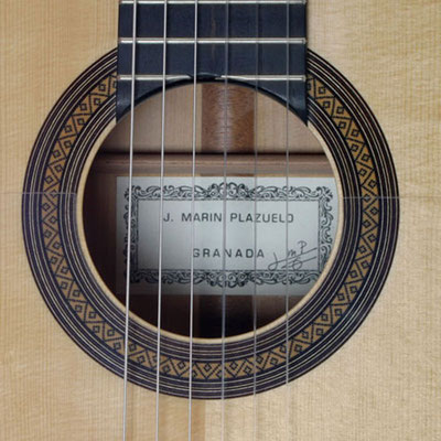 Jose Marin Plazuelo 2016 - Guitar 2 - Photo 2