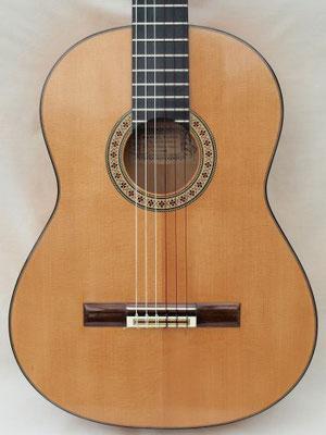 Manuel Reyes 1993 - Guitar 3 - Photo 4