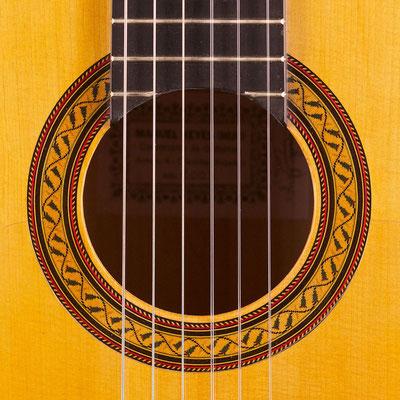 Manuel Reyes Hijo 2005 - Guitar 3 - Photo 3