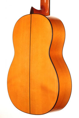Gerundino Fernandez 1991 - Guitar 4 - Photo 2