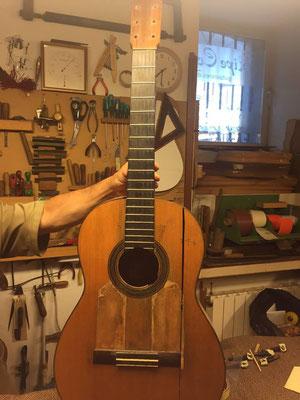 Domingo Esteso 1930 - Guitar 3 - Photo 5