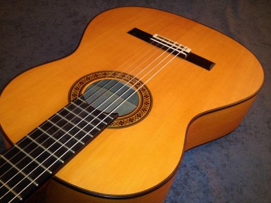 Manuel Reyes Hijo 2003 - Guitar 2 - Photo 14