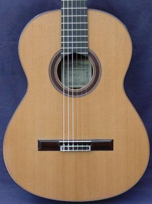 Antonio Marin Montero 2008 - Guitar 1 - Photo 3