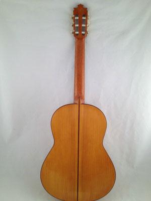 Francisco Barba 1987 - Guitar 1 - Photo 11
