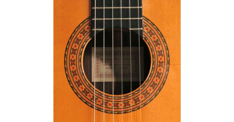 Hermanos Conde 1977 - Guitar 2 - Photo 8