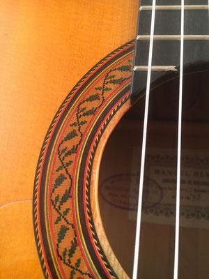 Manuel Reyes 1973 - Guitar 3 - Photo 4
