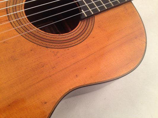 Santos Hernandez 1923 - Guitar 1 - Photo 7