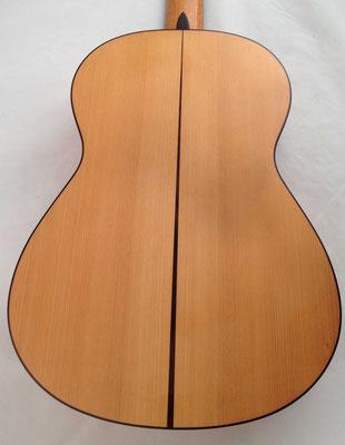 Antonio Marin Montero 2009 - Guitar 5 - Photo 10