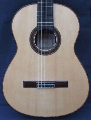Antonio Marin Montero 2009 - Guitar 4 - Photo 3