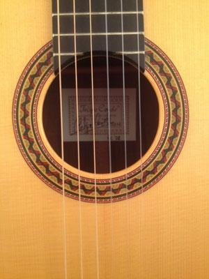 Felipe Conde 2012 - Guitar 5 - Photo 1