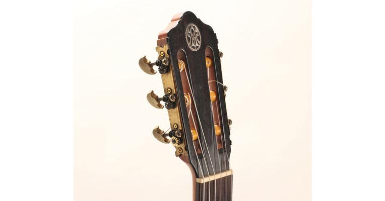 Miguel Rodriguez 1954 - Guitar 1 - Photo 4
