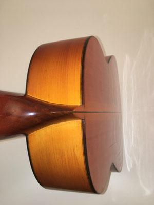 Jose Ramirez 1968 - Guitar 4 - Photo 23