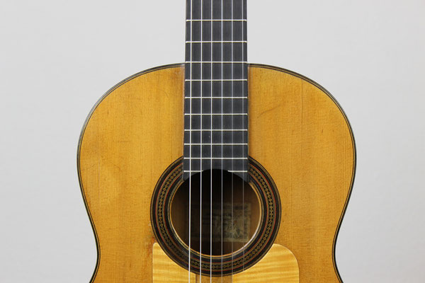 Domingo Esteso 1929 - Guitar 2 - Photo 3