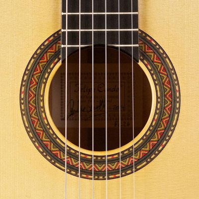 Felipe Conde 2014 - Guitar 5 - Photo 8