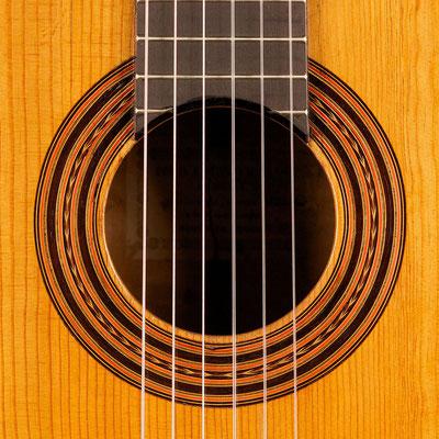 Antonio de Torres 1890 - Guitar 1 - Photo 1