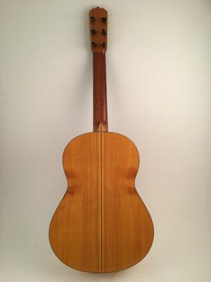 Jose Ramirez 1967 - Guitar 6 - Photo 30