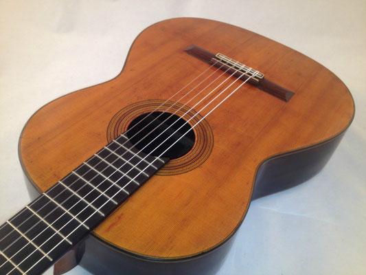 Santos Hernandez 1923 - Guitar 1 - Photo 5